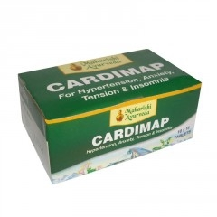 Кардимап («Cardimap» Maharishi Ayurveda,кардиотоник 100 таб)