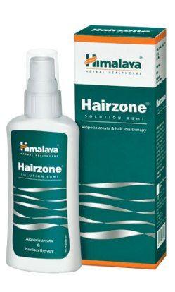 СПРЕЙ Хайрзон солютион (Hairzone solution) 60мл-от облысения
