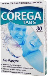 Корега таблетки для зуб.протез.биоформула 30 шт