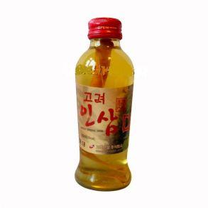 Напиток-тоник с корнем женьшеня, Корея 120 мл