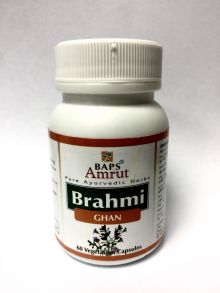 Baps Amrut Brahmi GHAN 60 кап*500 мг