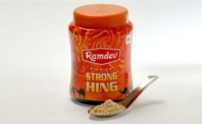 Порошок Асафетида (Хинг), Strong Hing Ramdev, 25 гр