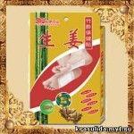 Китайский пластырь-антиоксидант для похудения (с имбирем),8 пластырей