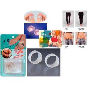 Секретное магнитное кольцо для похудения
