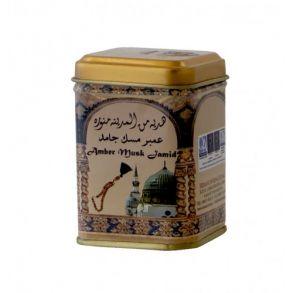 Сухие духи Amber Musk Hemani (Пакистан), 25 гр