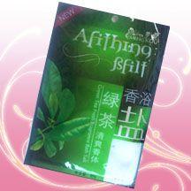 """Соль для тела SPA """"Зеленый чай"""""""