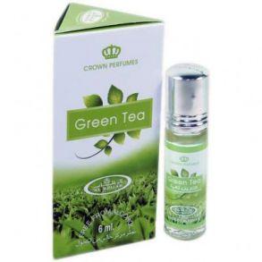 Green tea / Зеленый чай от Al-Rehab,6мл.(Унисекс)