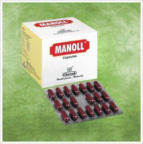 Манол Чарак Manoll Charak 20 кап,антиоксидант и усилитель иммунитета