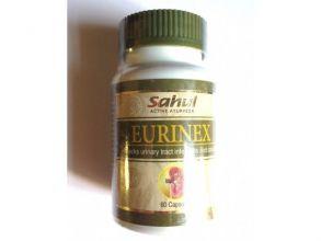 Eurinex, Sahul 60кап,расщепляет и выводит почечные и мочевые камни