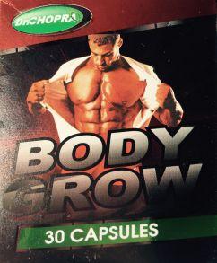 BODY GROW ,30кап-  для набора веса