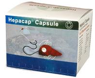 Hepacap Капсулы,100 шт ,защиты печени и лечение