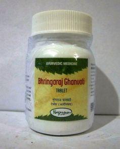 Брингарадж Bringaraj ghanvati.Травяные капсулы,60 таб