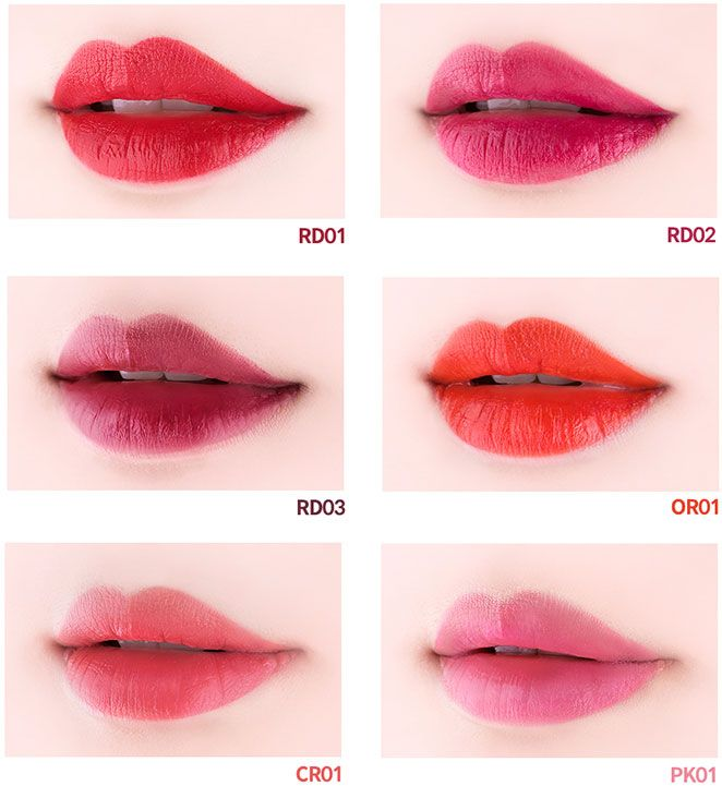 Матовый тинт для губ  Wine Lip Tint , 7гр